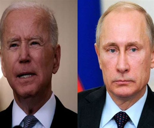 Vladimir Putin accuses Biden of disrupting US parliamentary and state elections