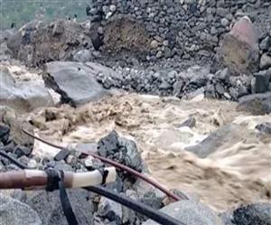 Cloudburst In Kishtwar: ਕਿਸ਼ਤਵਾਡ਼ 'ਚ ਬਾਰਸ਼ ਦਾ ਕਹਿਰ, ਬੱਦਲ ਫਟਣ ਨਾਲ 8 ਘਰ ਤਬਾਹ, 4 ਲੋਕਾਂ ਦੀ ਮੌਤ, 30 ਲਾਪਤਾ