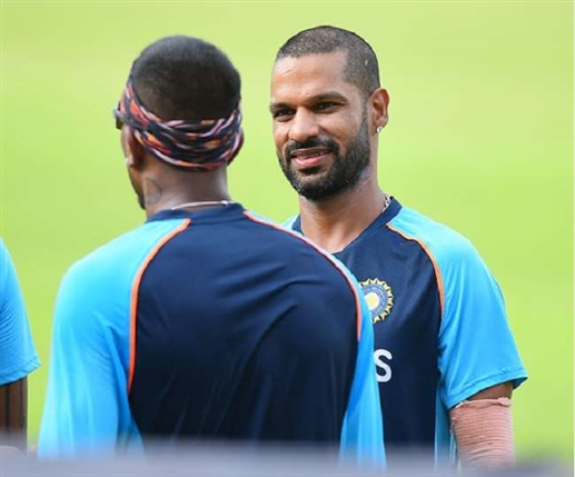 Skipper Shikhar Dhawan also out of Sri Lanka series