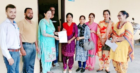 Raw teachers submit demand letter to BPEO
