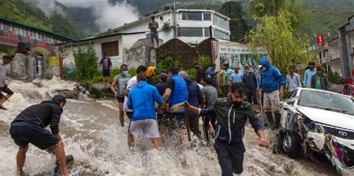 Rains wreak havoc in Himachal 200 killed Rs 4600 crore loss of public and private property