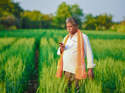 Blessings for Farmers Mobile Apps