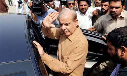 Pakistan opposition leader Shahbaz arrested in money laundering case