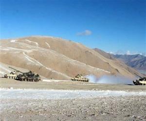 India China Tension : ਚੀਨ ਨੇ ਪੂਰਬੀ ਲੱਦਾਖ 'ਚ ਐੱਲਏਸੀ ਕੋਲ ਫ਼ੌਜੀਆਂ ਲਈ ਨਵੇਂ ਤੰਬੂ ਗੱਡੇ, ਸਰਹੱਦ 'ਤੇ ਵਧਿਆ ਤਣਾਅ