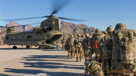 US closes 10 military bases in Afghanistan