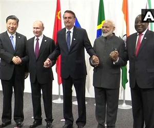 G20 Summit 'ਚ ਬ੍ਰਿਕਸ ਆਗੂਆਂ ਨੂੰ PM ਮੋਦੀ ਨੇ ਕਿਹਾ- ਮਨੁੱਖਤਾ ਲਈ ਅੱਤਵਾਦ ਸਭ ਤੋਂ ਵੱਡਾ ਖ਼ਤਰਾ