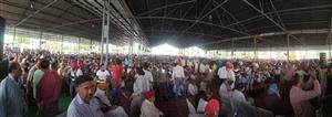 Protest in Patiala : ਮੁਂੱਖ ਮੰਤਰੀ ਕੈਪਟਨ ਅਮਰਿੰਦਰ ਸਿੰਘ ਦੇ ਸ਼ਹਿਰ 'ਚ ਗਰਜ਼ੇ ਮੁਲਾਜ਼ਮ, 6ਵੇਂ ਤਨਖਾਹ ਕਮਿਸ਼ਨ ਦੀਆਂ ਸਿਫਾਰਿਸ਼ਾਂ ਦੇ ਵਿਰੋਧ 'ਚ ਮਹਾਰੈਲੀ