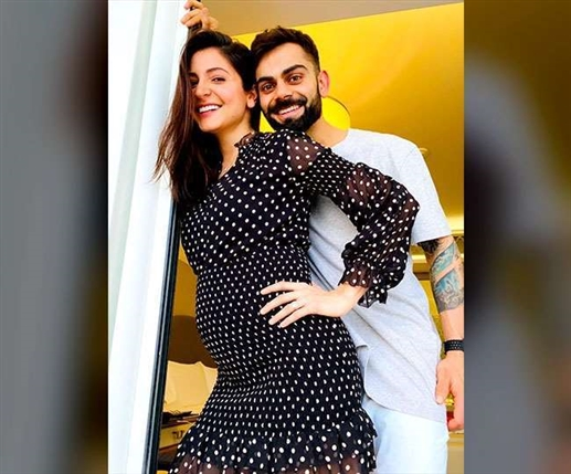 IPL 2020 Anushka shares happiness when Virat Kohli s team wins says this in conjunction with pregnancy