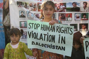 UN stop Pakistan to atrocities against Baloch