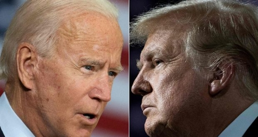 Trump and Biden will face each other in the first debate