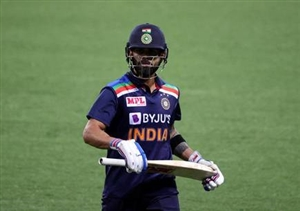 Virat Kohli explains why he lost the second ODI was disappointed to lose the series