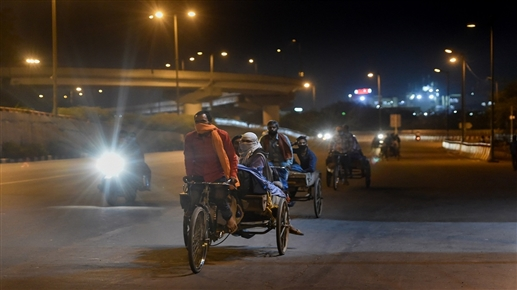 Lessons from rickshaw pullers