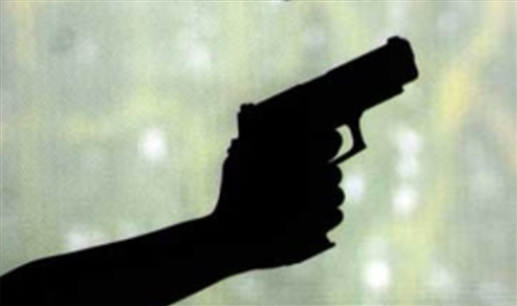 The assailants shot and killed the man