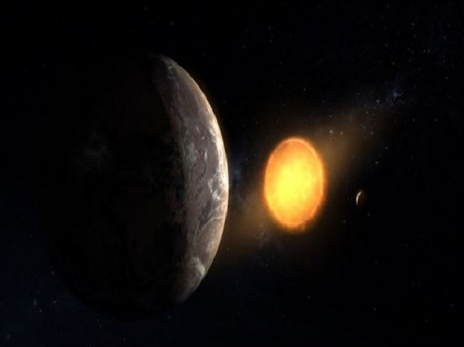 Science teacher posted in a government school discovered three planets