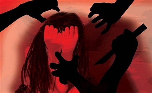 The CRPF jawan along with friends rape with girl