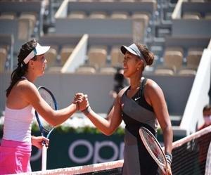 French Open : ਨਾਓਮੀ ਓਸਾਕਾ ਦੀ ਜਿੱਤ ਨਾਲ ਸ਼ੁਰੂਆਤ, ਉਲਟਫੇਰ ਦਾ ਸ਼ਿਕਾਰ ਹੋਈ ਕਰਬਰ