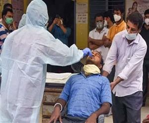India Covid Cases: ਪਿਛਲੇ 24 ਘੰਟਿਆਂ 'ਚ 44 ਹਜ਼ਾਰ ਤੋਂ ਜ਼ਿਆਦਾ ਮਾਮਲੇ ਹੋਏ ਦਰਜ, 555 ਦੀ ਮੌਤ