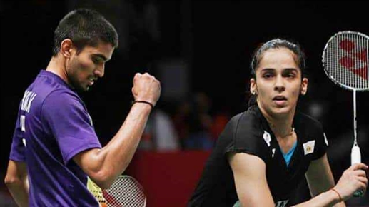 Kidambi Srikkanth and Saina Nehwal got an easy draw at the Danish Open
