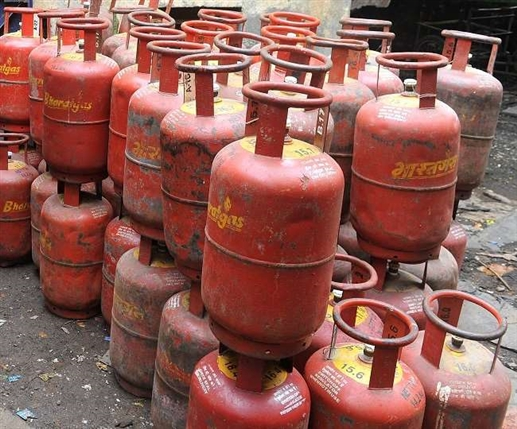 LPG Cylinder Rate