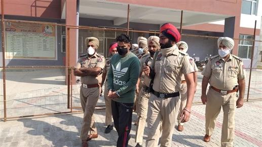 jaggu bhagwanpuria arrested by tarantaran police