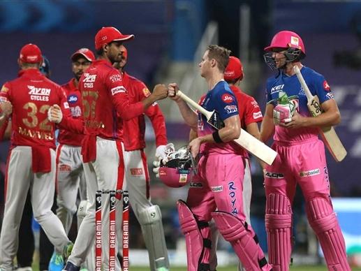 punjab vs rajasthan Rajasthan Royals beat Punjab by 7 wickets