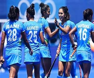 Tokyo Olympics: Indian Women's Hockey Team ਨੇ ਸਾਊਥ ਅਫਰੀਕਾ ਨੂੰ ਦਿੱਤੀ ਮਾਤ,ਕੁਆਰਟਰ ਫਾਈਨਲ ਦੀ ਉਮੀਦ ਕਾਇਮ