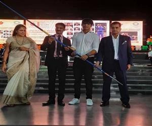 Golden Boy Neeraj Chopra ਪਹੁੰਚੇ ਜਲੰਧਰ, LPU 'ਚ ਓਲੰਪਿਕ ਖਿਡਾਰੀਆਂ ਨੂੰ ਕੀਤਾ ਜਾ ਰਿਹਾ ਸਨਮਾਨਿਤ