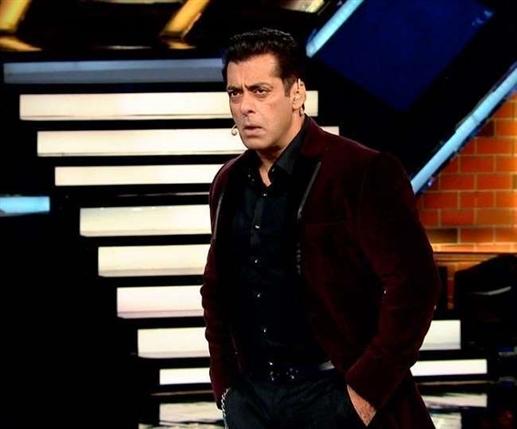 Bigg Boss 14 Salman Khan angry with Rahul Vaidya over nepotism know what he said